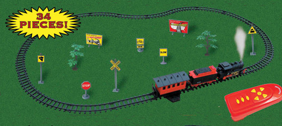 'Lil Smokey Express Train Set