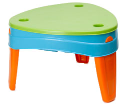 Place The Cover On And Itu0027s The Perfect Drawing Table With Cups To Store  Markers, Crayons And Pencils. This Is The Table That Will Grow With Your  Children ...