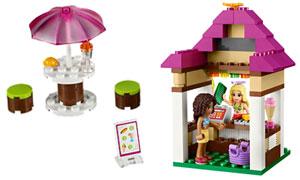Amazon Com Lego Friends Heartlake City Pool 41008 Toys
