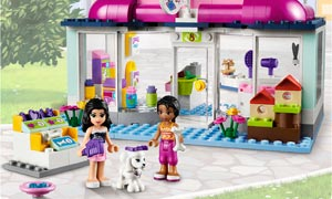 LEGO Friends Heartlake Pet Salon