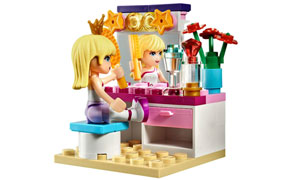 LEGO Friends Rehearsal Stage