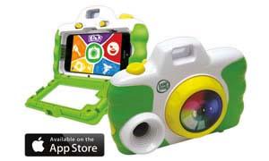 Amazon.com: LeapFrog Creativity Camera App with Protective