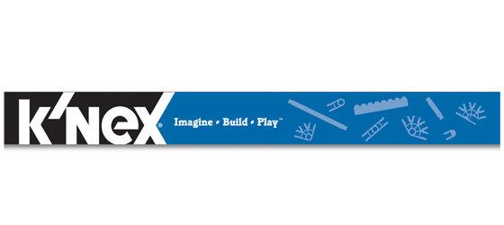 K'NEX - Imagine…Build…Play
