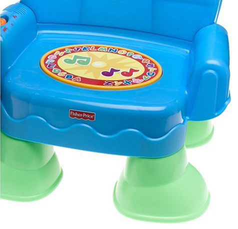 Fisher-Price Laugh and Learn Smart Stages Chair Review ...
