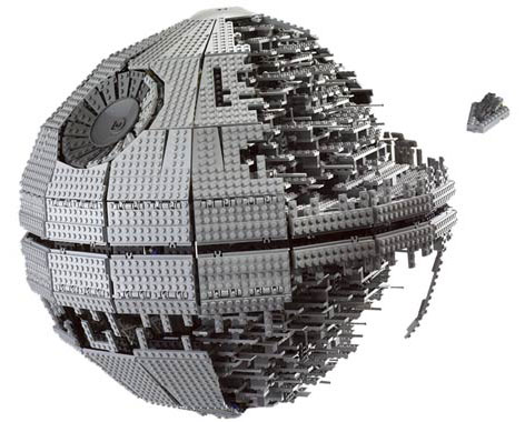 lego star wars death star ii discontinued by manufacturer toys games. Black Bedroom Furniture Sets. Home Design Ideas