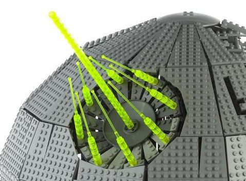 Amazon Lego Star Wars Death Star Ii Discontinued By