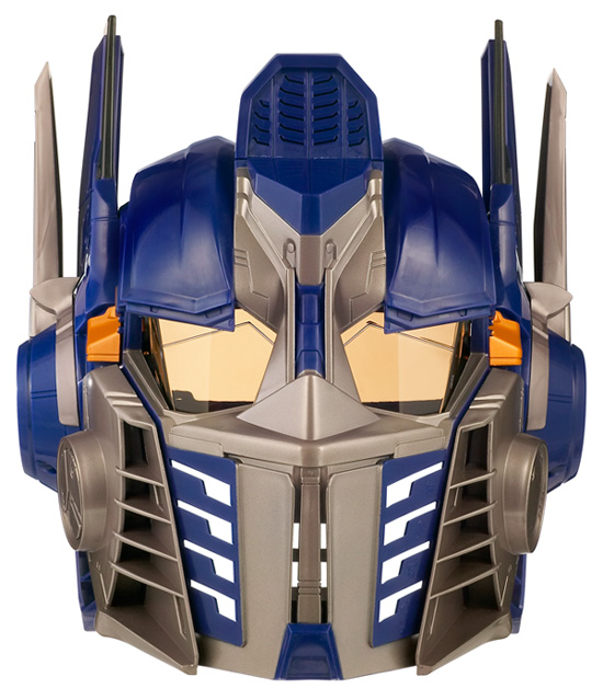 Amazon com: Hasbro Transformers Optimus Prime Voice Changer