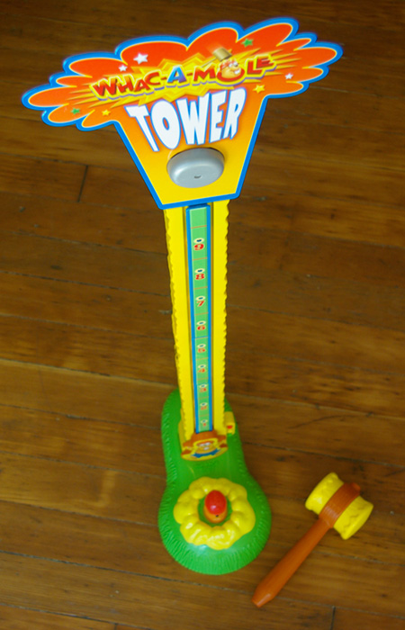 Hammer Game Toy : Amazon hasbro whac a mole tower toys games