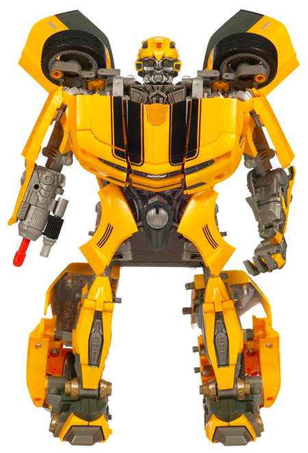 Amazon Com Hasbro Transformers Ultimate Bumblebee Figure Toys Games