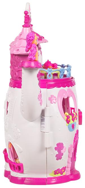 Amazon Com My Little Pony Ponyville Teapot Palace Playset
