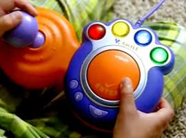 Vtech v smile tv learning system pink toys games - Console vtech vsmile pocket ...