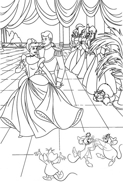 Giant Coloring Pages Of Your Favorite Disney Movie Scenes Are Configured In Loose Leaf Style So Kids Dont Have To Rip Out The