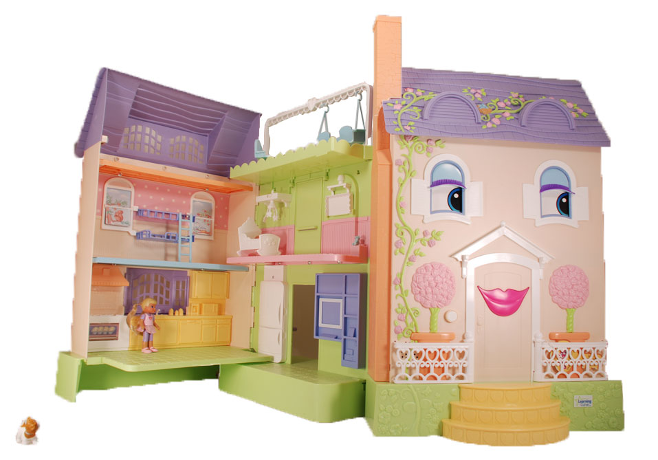Victorian dolls house decorating games - House interior