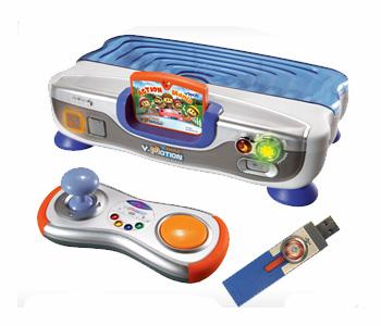 Vtech v smile v motion active learning system toys games - Console vtech vsmile pocket ...