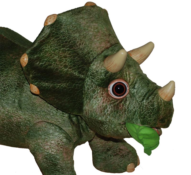 amazon com playskool kota my triceratops dinosaur discontinued by