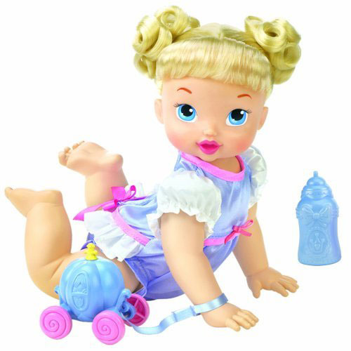 Cinderella Baby Doll Dress On Storenvy: Amazon.com: Disney My Baby Princess Crawl And Feed