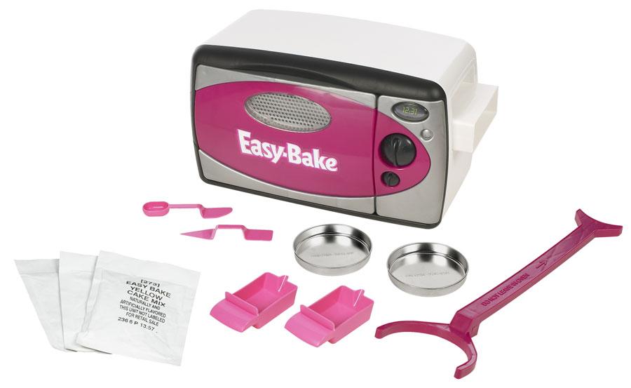 Chocolate Cake Easy Bake Oven