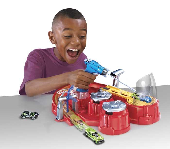 Buy Mattel N4443 Hot Wheels Color Shifters Color Blaster