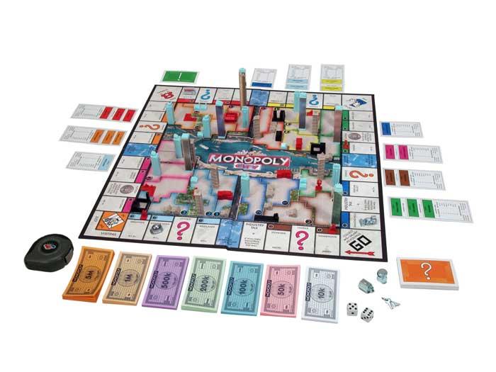 Amazon.com: Monopoly City Edition: Toys & Games