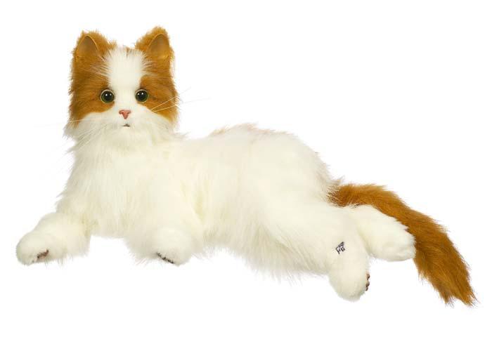 amazon   furreal friends lulu my cuddlin kitty cat