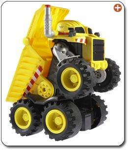 Amazon Com Matchbox Rocky The Robot Truck Deluxe Rocky