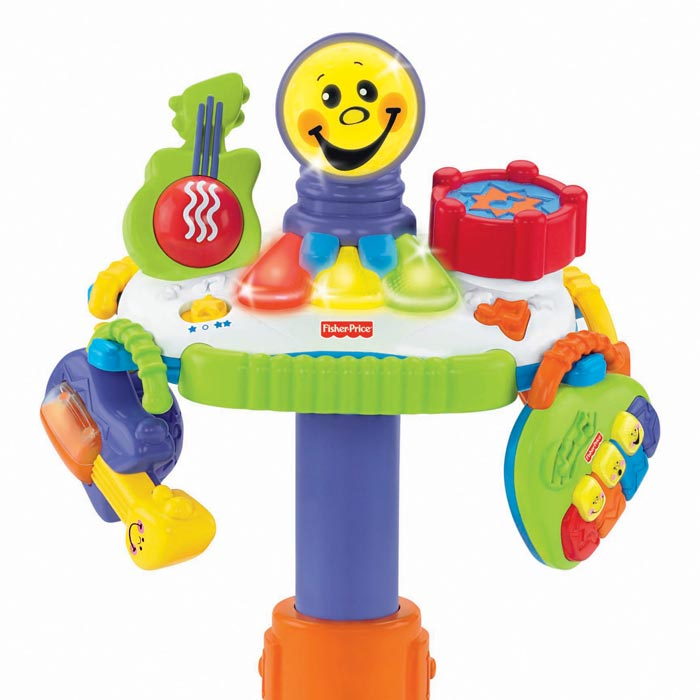 Band Game Toy : Amazon fisher price little superstar jammin band