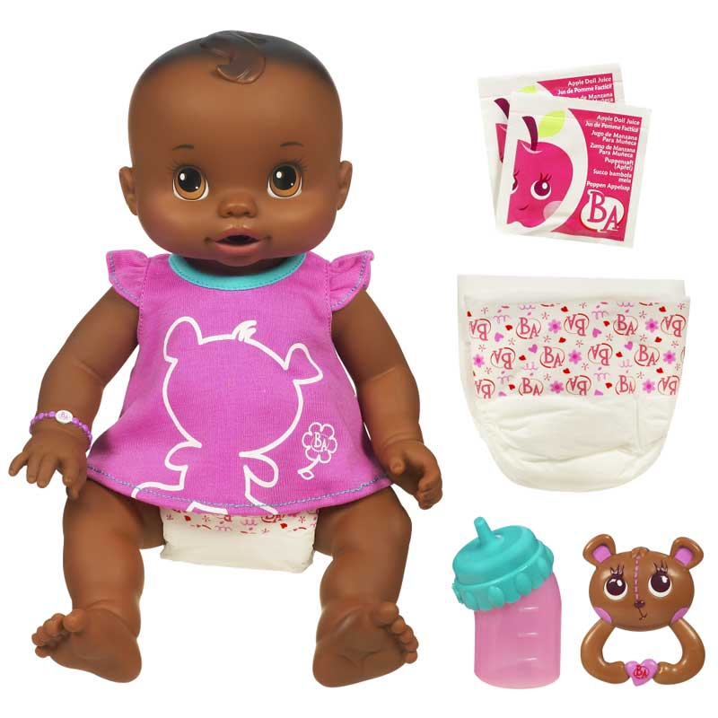 Amazon.com: Baby Alive Whoopsie Doo - AFRICAN AMERICAN: Toys & Games