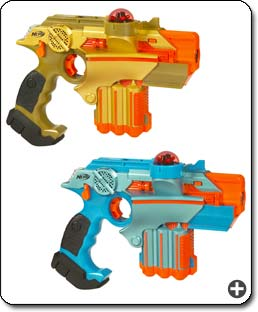 Nerf Lazer Tag Phoenix LTX Tagger 2-Pack (Amazon Exclusive) B0026J7EIO 1 sm