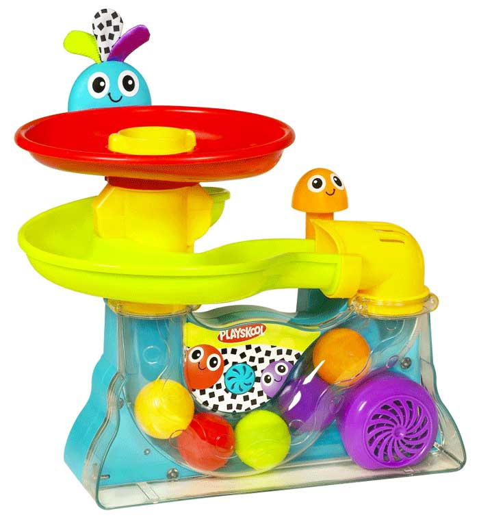 18 Month Old Toys For A Ball : Amazon playskool explore 'n grow busy ball popper