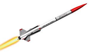 Assembled Rocket