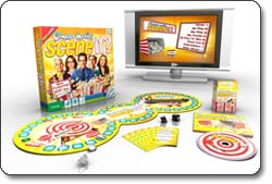 Comedy Movies Scene It? Deluxe Edition by Screenlife
