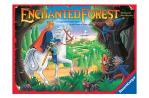 Ravensburger Enchanted Forest--Family Game