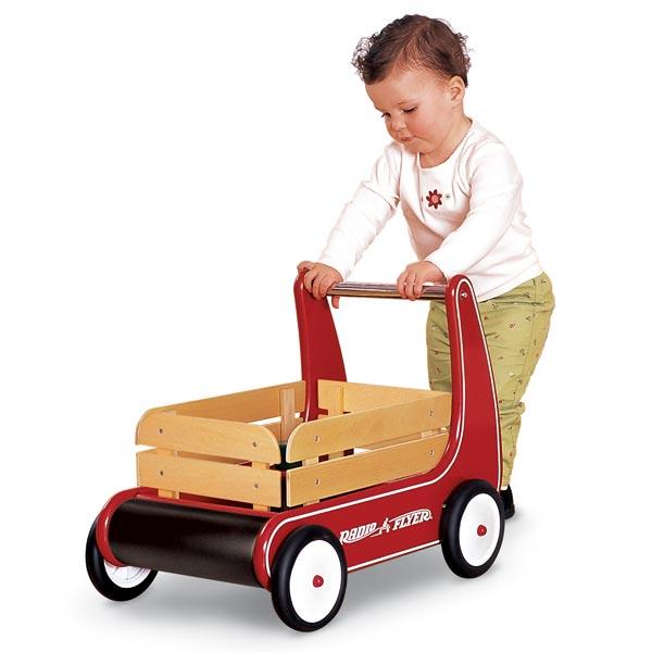 Wagons For Toys : Amazon radio flyer classic walker wagon standard