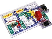 Snap Circuits SC-300  Snap Circuits Extreme SC-750 Electronics Exploration Kit | Over 750 STEM Projects | 4-Color Project Manual | 80+ Snap Modules | Unlimited Fun c26 B0000683A4 thumb