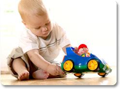 Tolo Toys Electronic Car