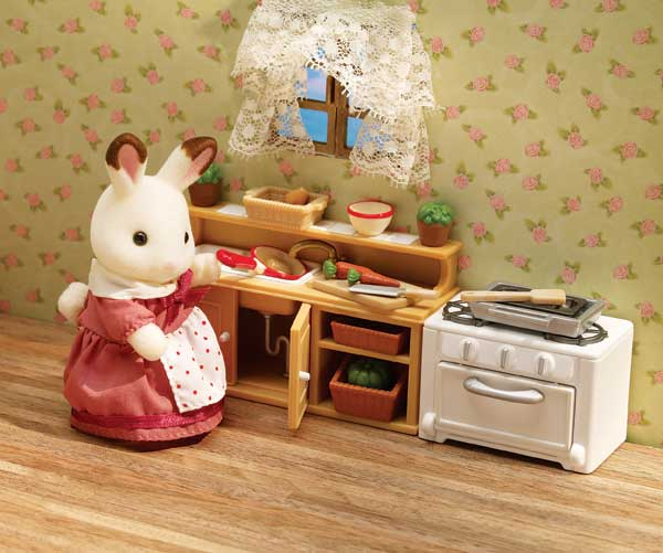 Amazon.com: Calico Critters Luxury Townhome: Toys & Games