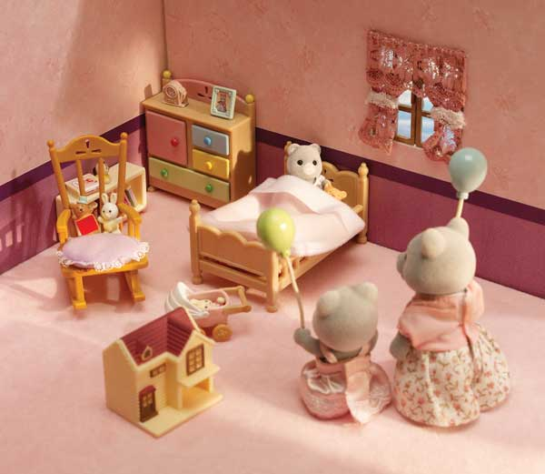 Amazon Calico Critters Luxury Townhome Toys & Games