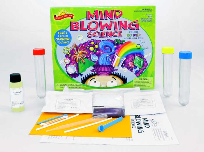 Scientific explorer my first mind blowing for Kitchen set for 9 year old