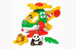 wow harry copter 39 s animal rescue holiday adventure 5 piece set toys games. Black Bedroom Furniture Sets. Home Design Ideas