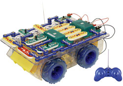 Snap Circuits SCROV-10 RC Snap Rover