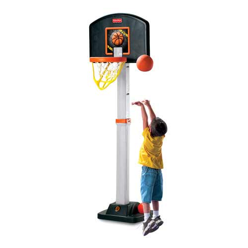 Small Toy Basketball : Amazon fisher price i can play basketball toys games