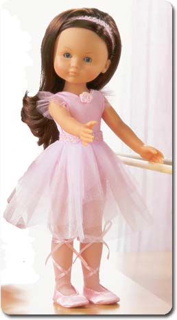 Chloe Ballerina Doll