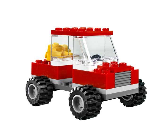 Amazon.com: LEGO Ultimate Building Set - 405 Pieces (6166 ...