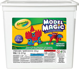 Crayola Model Magic Resealable Bucket