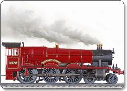 Harry Potter Hogwarts Express O-Gauge Train Set Product Shot