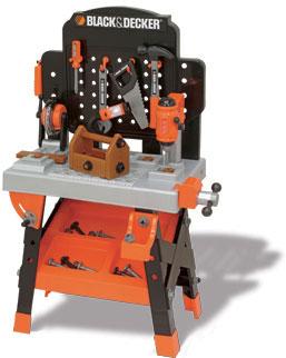 Amazon Com Black And Decker Junior Power Tool Workshop