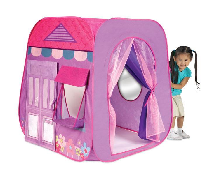 Toys For Girls Age 5 7 : Amazon playhut beauty boutique play tent toys games