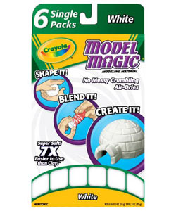 Crayola Model Magic Single Packs