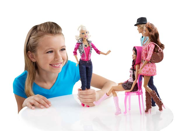Amazoncom Barbie Video Girl Doll Toys  Games-8905