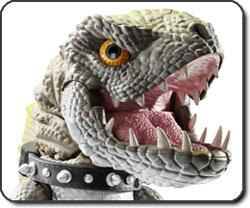 Mattel electronic cruncher prehistoric pets interactive dinosaur.